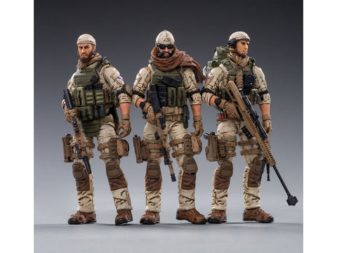 U.S. Armed Forces Delta Force 1/18 Scale Set