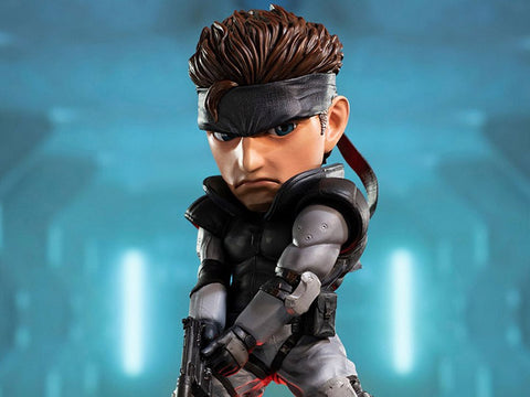"F4F Metal Gear Solid 8"" Solid Snake SD - BO"
