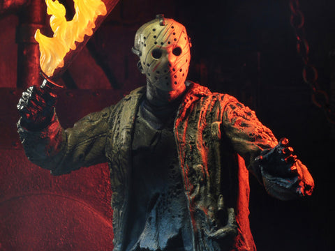 Freddy vs Jason - Ultimate Jason Voorhees