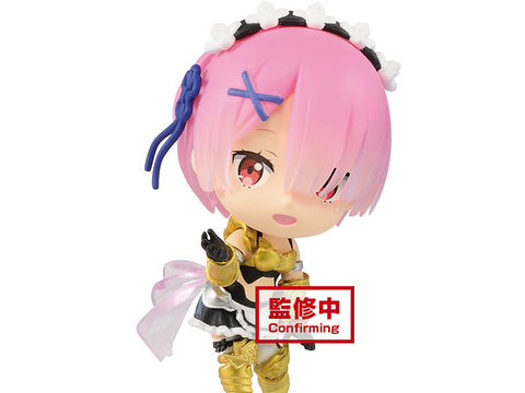 Re:Zero Starting Life in Another World Chibi Kyun-Chara Vol.3 Ram (Ver.A)