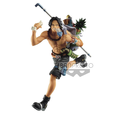 ONE PIECE THREE BROTHERS FIGURE ACE