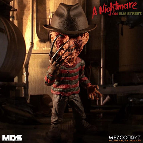 Mezco Designer Series - A Nightmare on Elm Street 3: Freddy Krueger