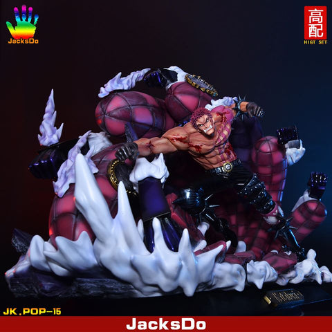 JacksDo Katakuri Fighting GK (HIGH SET)