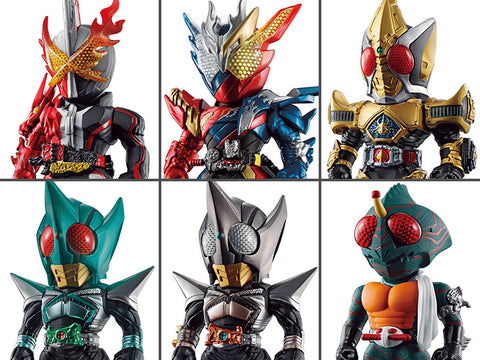 Kamen Rider Converge Vol.19 Box of 6 Figures