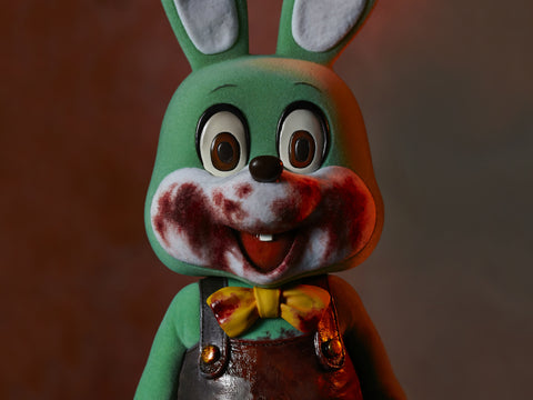 Silent Hill 3 Robbie the Rabbit (Green Version) 1/6 Scale Statue