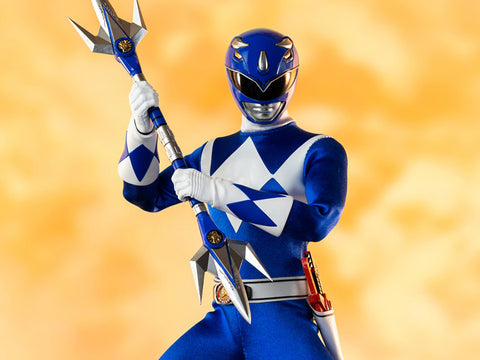 Mighty Morphin Power Rangers Blue Ranger 1/6 Scale Figure