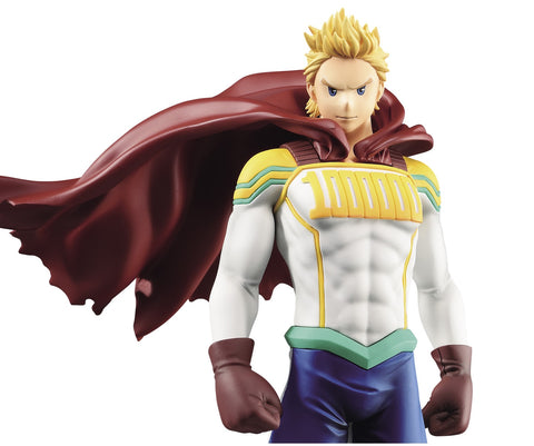 MY HERO ACADEMIA AGE OF HEROES VOL 6 - LEMILLION- B.O.