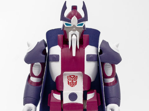 Transformers ReAction Alpha Trion Figure