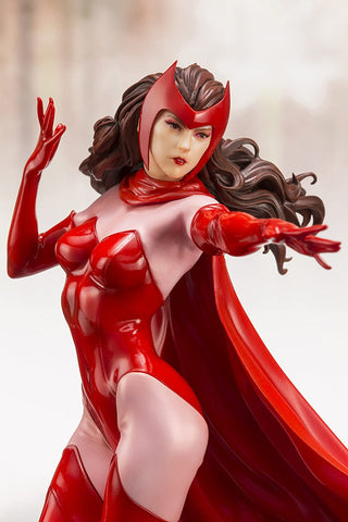 Marvel Comics Avengers Scarlet Witch ARTFX+ Statue