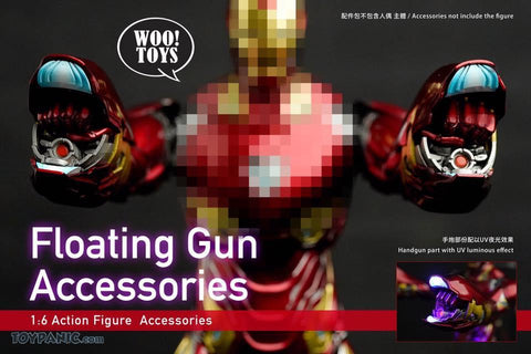 WOOTOYS: 1/6 Energy Displacer Cannons