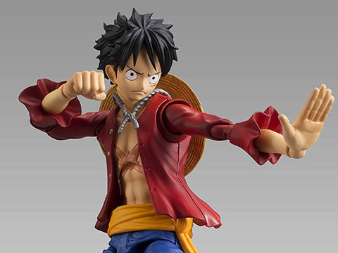 Pre Order One Piece Variable Action Heroes Monkey D. Luffy - GeekLoveph