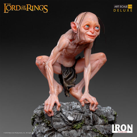 Gollum Deluxe Art Scale 1/10 - Lord of the Rings
