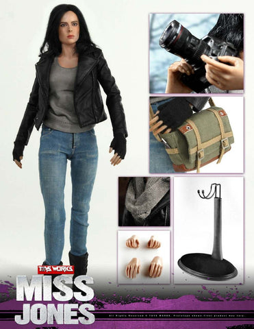 1/6 Scale Miss Jones Figure by Toys Works
