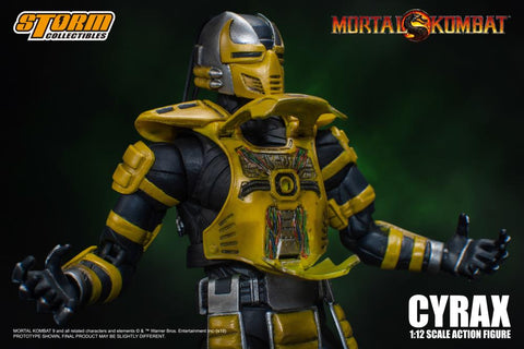 Storm Collectibles: Mortal Kombat - Cyrax