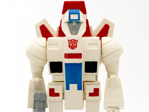 Transformers ReAction Skyfire Figure