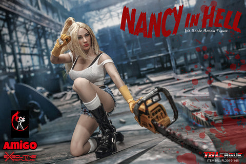 TBLeague: Nancy in Hell- Nancy Simmons 1/6th Scale Action Figure