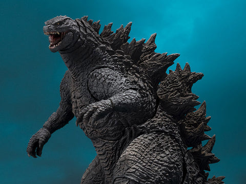 "S.H. MonsterArts - Godzilla 2019 ""Godzilla: King of the Monsters"""