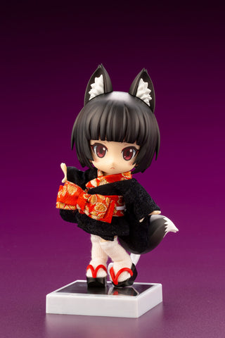Pre Order Cu-poche friends Black Fox Spirit - GeekLoveph