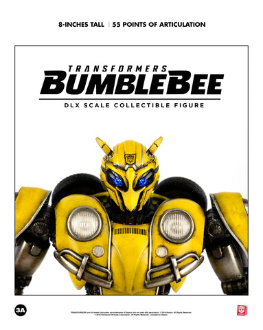 Hasbro x 3A Transformers BUMBLEBEE DLX Scale - REOFFER