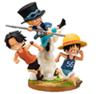 ICHIBAN KUJI: One Piece - The Bonds of Brothers