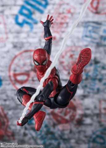 S.H.Figuarts Spider-Man Upgraded Suit - Far From Home