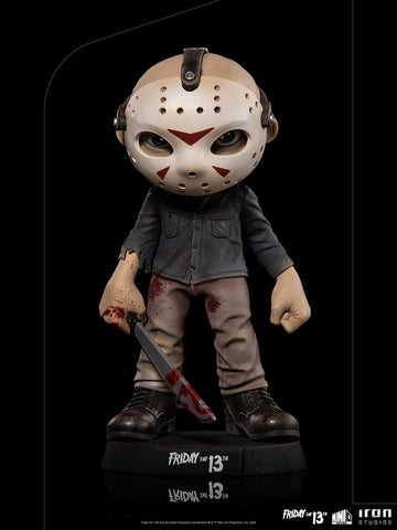 Jason Friday The 13th Minico