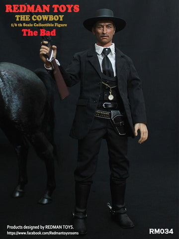 Pre Order Redman Toys RM034 The Cowboy The Bad
