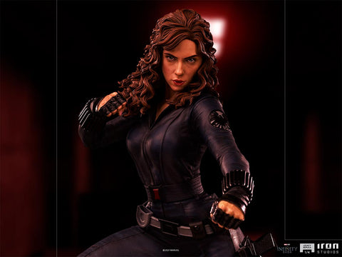 Black Widow Legacy Replica 1/4 Scale Statue - The Infinity Saga