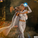 X-Men Battle Diorama Series Emma Frost 1/10 Art Scale Statue
