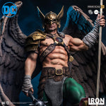 Hawkman Prime Scale 1/3 - DC Comics Series 4 by Ivan Reis OPEN and CLOSED WINGS Version
