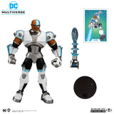 DC Multiverse Wave 2 Teen Titans Animated Series – Cyborg figure