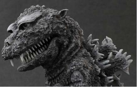 X-PLUS Deforeal Series – DF Godzilla 1955