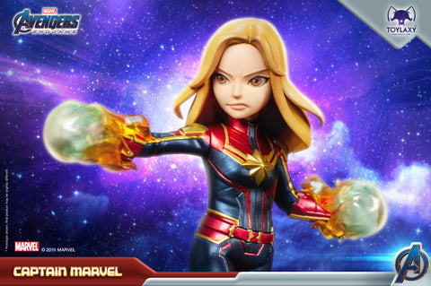 Toylaxy - Captain Marvel