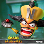 F4F Crash Bandicoot - Dr. Neo Cortex Statue