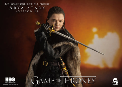 Game of Thrones Arya Stark S8 1/6 Scale Figure