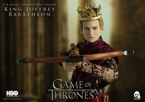 ThreeZero Game of Thrones King Joffrey Baratheon