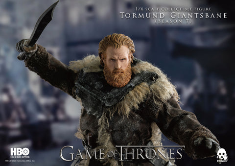 Game of Thrones Tormund Giantsbane 1/6 Scale Figure