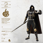Destiny 2 Hunter Sovereign (Golden Trace Shader) 1/6 Scale Collectible Figure