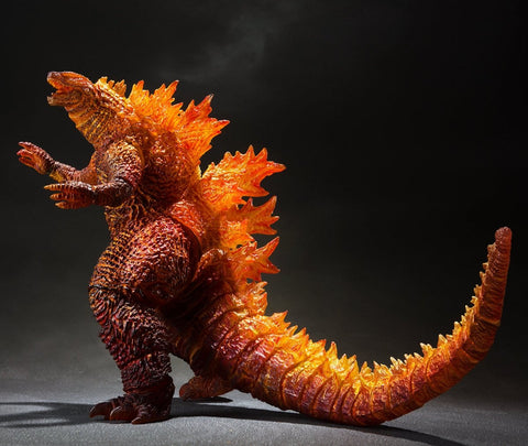 S.H.MONSTER ARTS BURNING GODZILLA (2019)