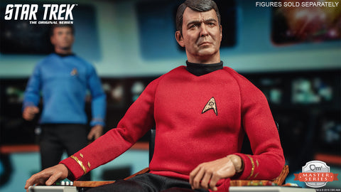 Star Trek: TOS Scotty 1/6th Scale Articulated Figure