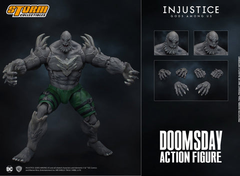 Storm Collectibles - Injustice: Gods Among Us – Doomsday