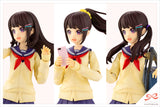 TOUOU HIGH SCHOOL WINTER CLOTHES Madoka Yuki Model Kit