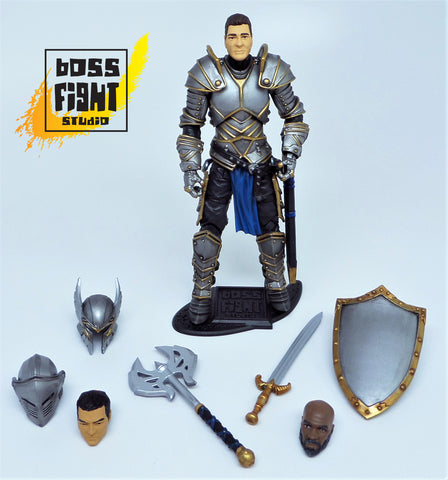 Vitruvian H.A.C.K.S. SERIES 1 - Knight of Accord
