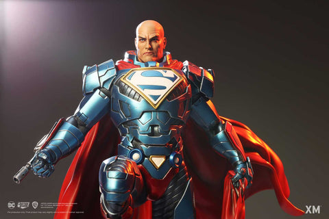 Lex Luthor Rebirth