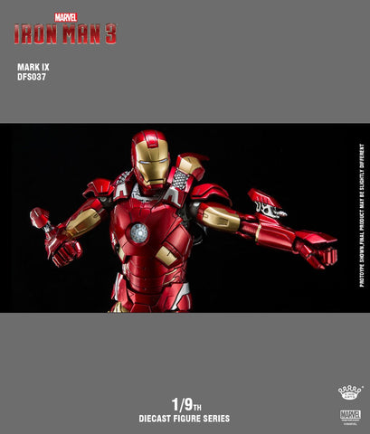 King Arts: Iron Man Mark IX