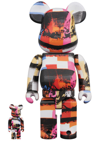 BE@RBRICK 100 & 400% set ANDY WARHOL The Last Supper