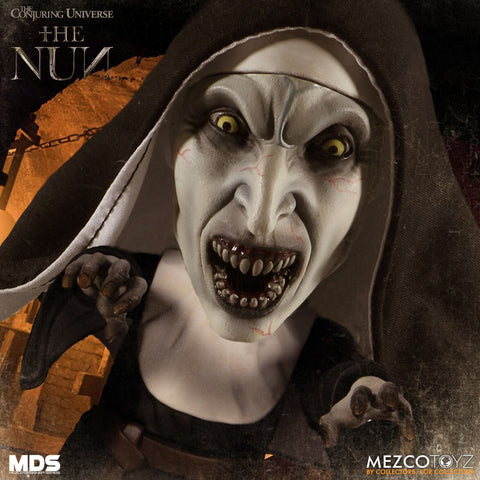 Mezco Designer Series – The Nun