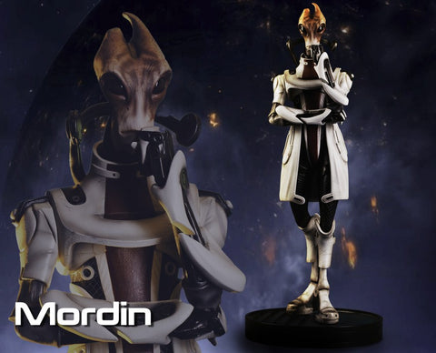 Gaming Heads - Mass Effect: Mordin Statue