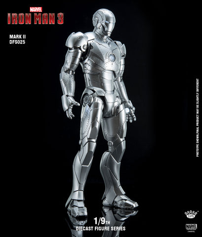 1/9 Diecast Iron Man Mark 2