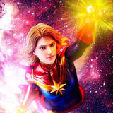 ArtFX Premier Captain Marvel Limited Edition Statue